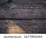 close up wooden planks of an... | Shutterstock . vector #1677892444