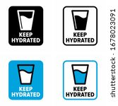 """keep hydrated"" health... 