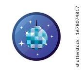sphere gradient style icon...   Shutterstock .eps vector #1678074817
