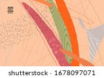 social media background... | Shutterstock .eps vector #1678097071