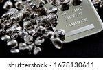 Pure Silver Precious Metals...