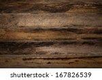 old wooden board background | Shutterstock . vector #167826539