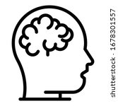 brainstorming innovation icon....   Shutterstock .eps vector #1678301557