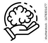 brainstorming innovation icon....   Shutterstock .eps vector #1678301677