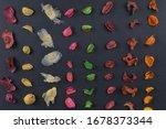 Dry Aromatic Potpourri Leaves...