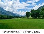 Beautiful Lush Green Golf...