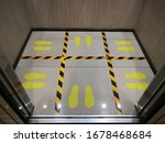 organize standing positions to... | Shutterstock . vector #1678468684