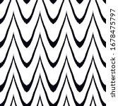 black and white ikat seamless... | Shutterstock .eps vector #1678475797