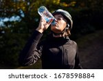 Professional Female Cyclist...