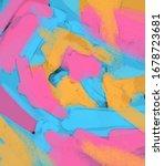 world after coronovirus. big 4k ...   Shutterstock . vector #1678723681