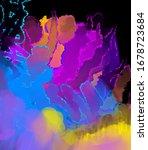 world after coronovirus. high...   Shutterstock . vector #1678723684