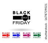 black friday sale multi color...