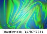 light green vector abstract... | Shutterstock .eps vector #1678743751