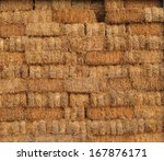 internal side of a barn. rural... | Shutterstock . vector #167876171