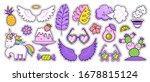 magic unicorn  avocado ...   Shutterstock .eps vector #1678815124