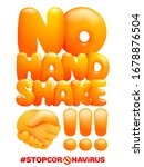 warning dirty handshake virus... | Shutterstock .eps vector #1678876504