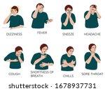 no gender cartoon characters... | Shutterstock .eps vector #1678937731