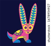 vector cute colorful cartoon...   Shutterstock .eps vector #1678954927
