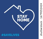 Stay Home Save Lives  Stayhome  ...