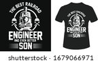 i am the best railroad engineer ... | Shutterstock .eps vector #1679066971
