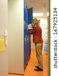 day hospital | Shutterstock . vector #167925134