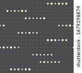seamless elegant pattern.... | Shutterstock .eps vector #1679298874