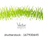 spring background with place... | Shutterstock .eps vector #167930645