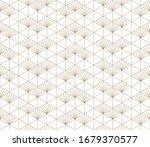 seamless japanese pattern...   Shutterstock .eps vector #1679370577