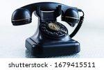Retro Landline Phone  With...
