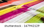 Colorful Cotton Thread In The...