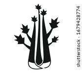 veggies celery icon. simple...   Shutterstock .eps vector #1679428774