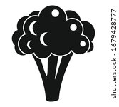 broccoli cabbage icon. simple...   Shutterstock .eps vector #1679428777