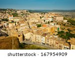 cardona from castle. catalonia ... | Shutterstock . vector #167954909