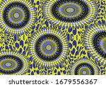 African Print Fabric  Ethnic...