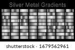 silver metal luxury big set of... | Shutterstock .eps vector #1679562961