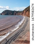 Pebble Beach At Sidmouth   A...