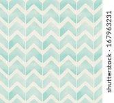 seamless geometric pattern on... | Shutterstock . vector #167963231