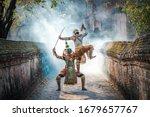 Art Culture Thailand Dancing In ...