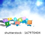 computer applications   Shutterstock . vector #167970404