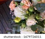 Colorful Flowers Bouquet . Mix...