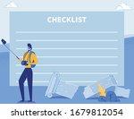 Checklist  Journey Planner ...