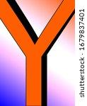Y Alphabet In Color Full...