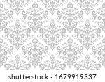 floral pattern. vintage...   Shutterstock .eps vector #1679919337