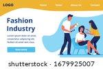 advertising image. hairdresser...   Shutterstock .eps vector #1679925007
