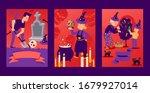 banner for celebrating... | Shutterstock .eps vector #1679927014