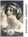 berlin  germany   circa 1918 ... | Shutterstock . vector #168004427
