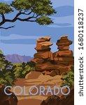Colorado Vector Illustration...