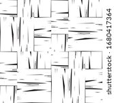 pattern with hand drawn... | Shutterstock .eps vector #1680417364