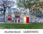 vienna  austria   april 22 ...   Shutterstock . vector #168054041
