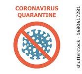 corona virus prevention...   Shutterstock .eps vector #1680617281